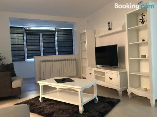 Good choice one bedroom apartment with heating