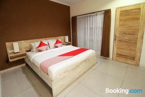 Place in Seminyak for two.