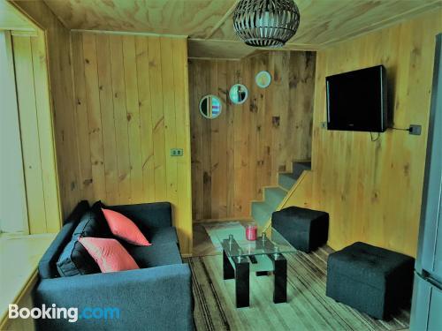 Apartamento acogedor de dos dormitorios ¡Con vistas!
