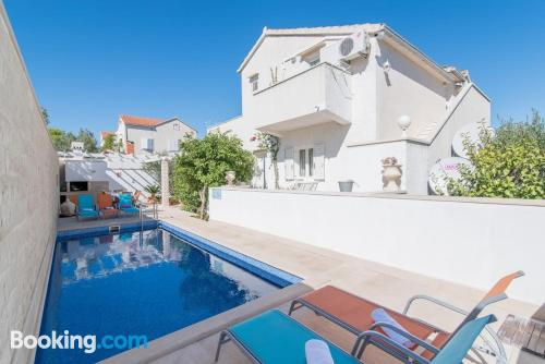 Apartamento en Supetar con terraza