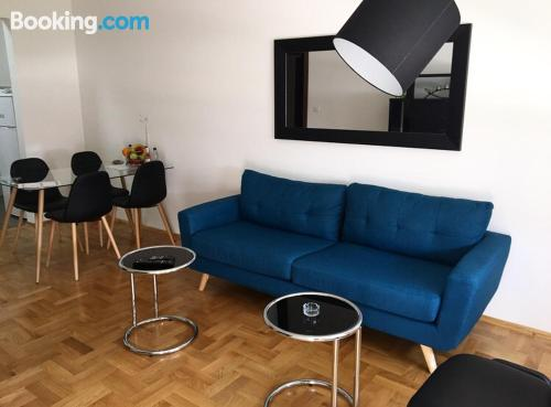 Two bedroom apartment with wifi