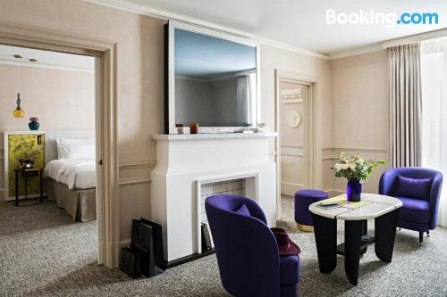 Apartment in Paris with heating and wifi