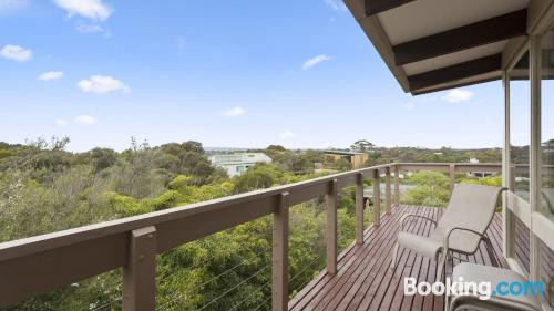Little home in Blairgowrie ideal for groups.