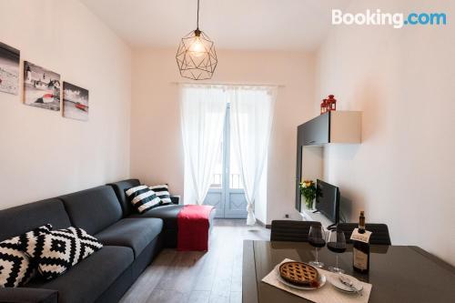 Gran apartamento en Como de apartamento de una habitación.