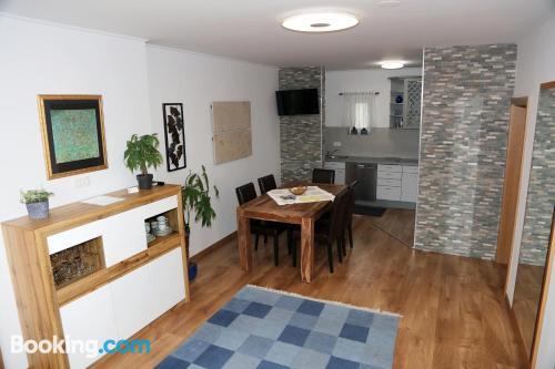 Amplio apartamento de dos habitaciones en Illmitz