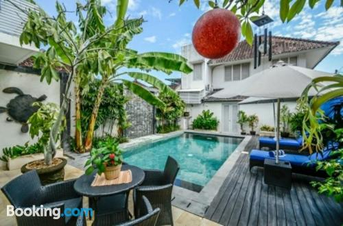 Apartment with internet and terrace