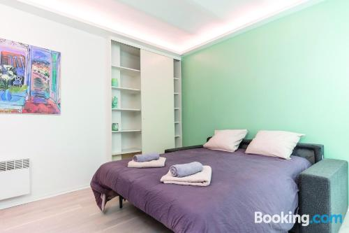 Child friendly apartment in Paris in incredible location