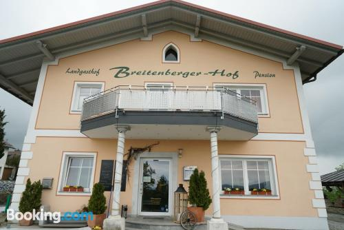 Place in Breitenberg with terrace.