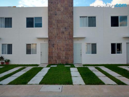 Apartamento con piscina en Cancún