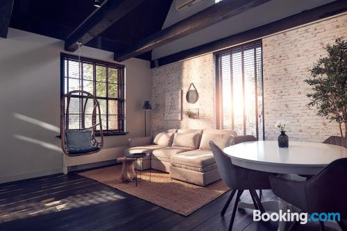 Apartment with air, heating and wifi
