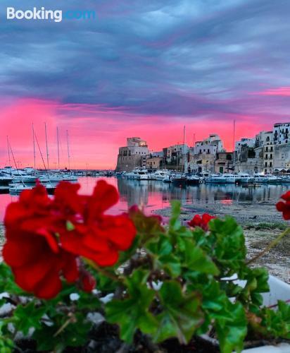 Apartamento ideal para familias en buena ubicación en Castellammare Del Golfo