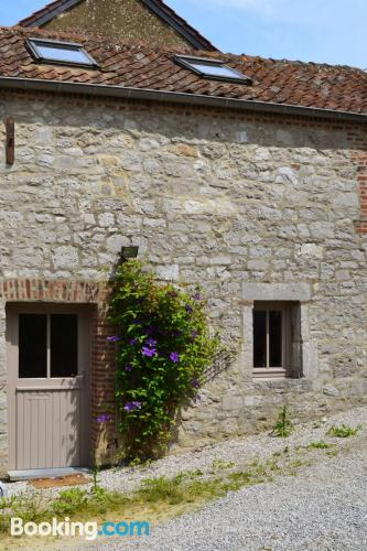Home in Thy-le-Bauduin for two people