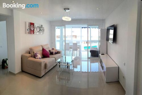Place in Benidorm perfect for families.