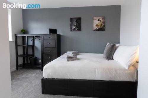 Apartamento para viajeros independientes en Bicester.