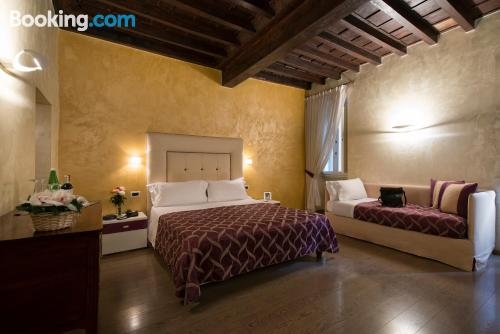 Place with wifi. Rome central location!
