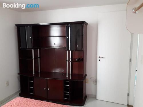 Apartamento para cinco o más en Guarapari.