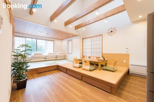 Ideal 1 bedroom apartment. Hakone calling!