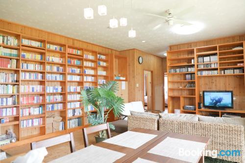Apartamento con internet. ¡perfecto!.