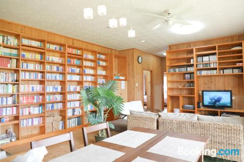 Apartment with wifi in Miyako Island.