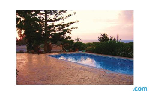 Home in Peyia. Convenient for 6 or more
