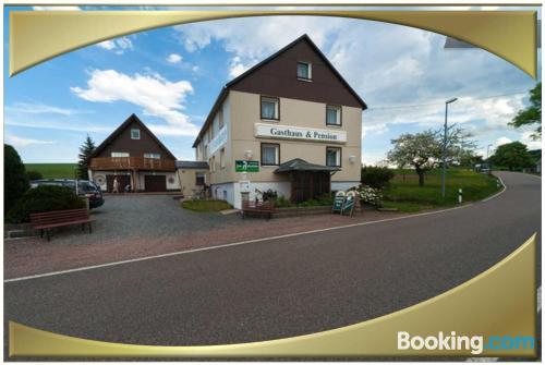 Apartamento con terraza y wifi en Kurort Altenberg. ¡Perfecto!