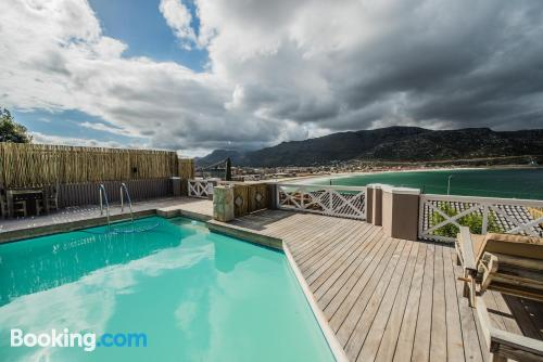 Apartment for two people in Fish Hoek in best location