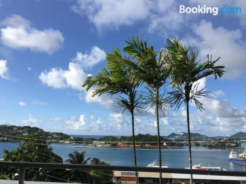Home in Castries. For 2