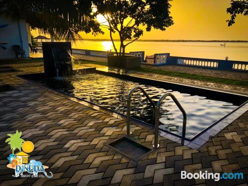 Home in Kalpitiya with terrace
