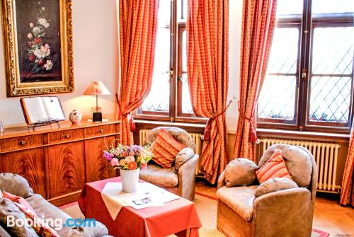 Apartment with terrace. Bruges perfect location!