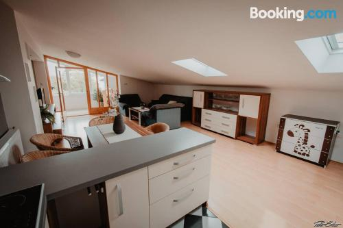 Two bedrooms apartment with terrace!.