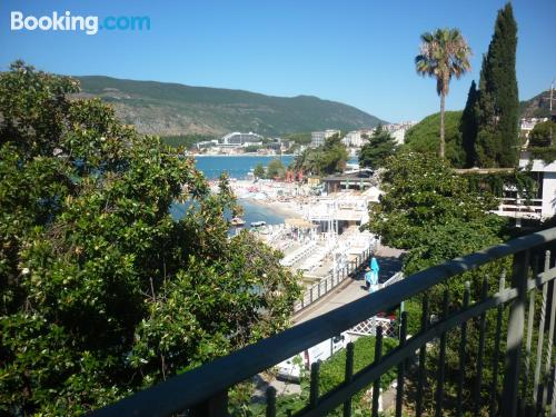 42m2 apartment in Herceg-Novi with terrace