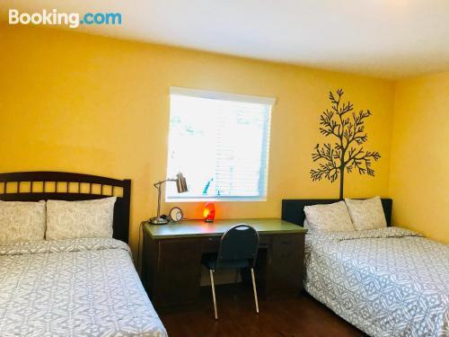 Ideal apartamento de una habitación de apartamento de una habitación.