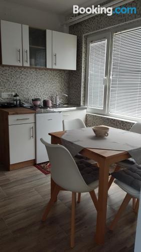 Práctico apartamento. ¡ideal!.