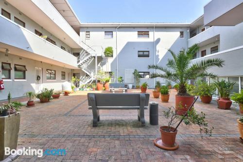 Espacioso apartamento en Ciudad del Cabo para parejas.