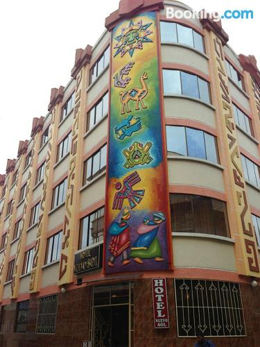 Place in La Paz in great location