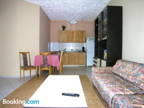 Apartment in Balatonlelle for six or more