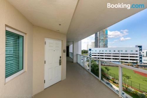 Apartment with wifi in perfect location of Sunny Isles Beach.
