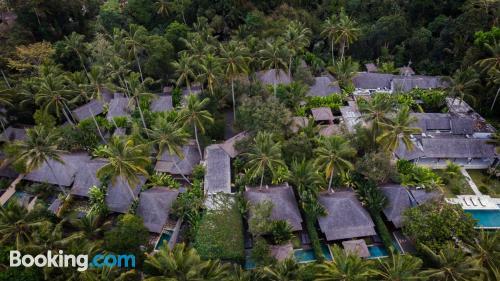 Espacioso apartamento en Ubud con vistas