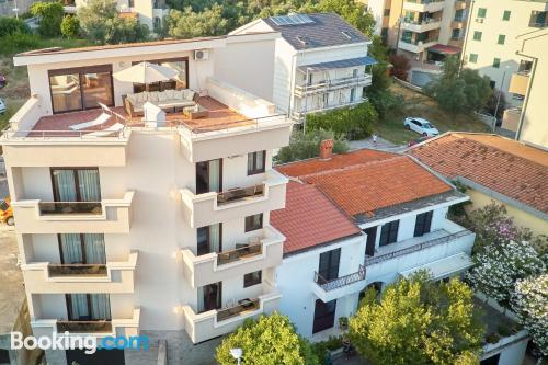 Place in Petrovac na Moru with terrace
