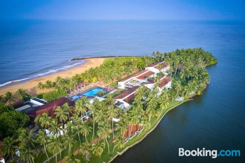 Place for 2 in Kalutara with terrace
