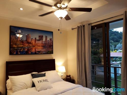 Spacious apartment in Boquete. Wifi!.