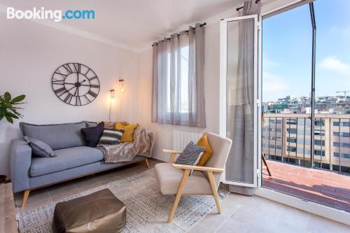 Place in Hospitalet de Llobregat. 70m2!