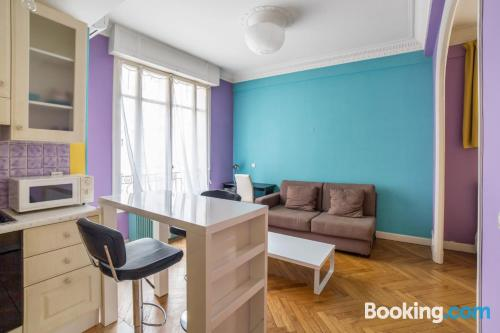 One bedroom apartment in best location of Nice.