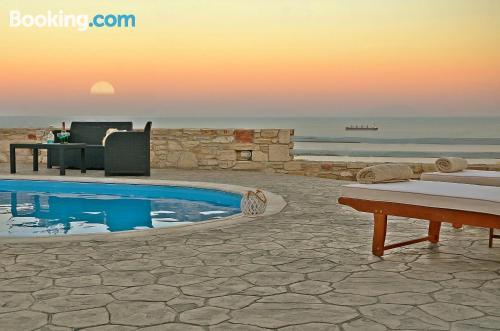 Apartamento ideal para familias ¡Con terraza!