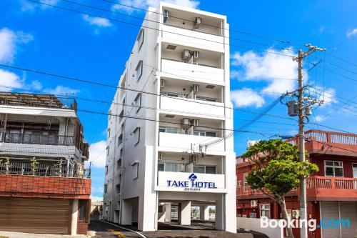 Apartment in Okinawa City. For couples.