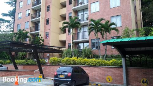 Apartment in Envigado. For couples