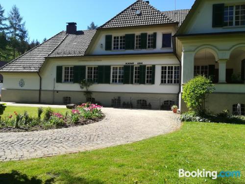 Apartamento apto para niños en Möhnesee ¡Con terraza!