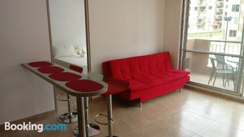 Apartment in Ricaurte. Good choice for 6 or more