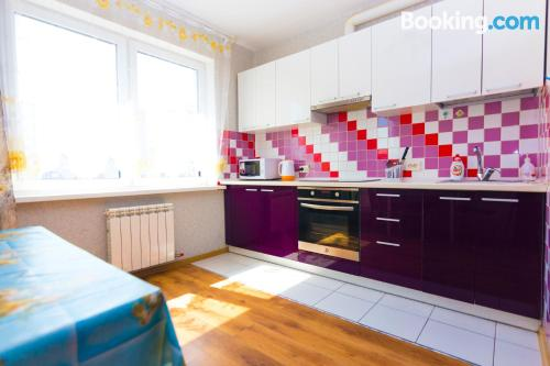 Apartment with internet in Minsk.
