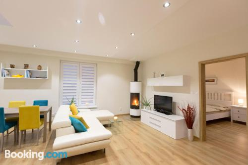 65m2 de apartamento con terraza